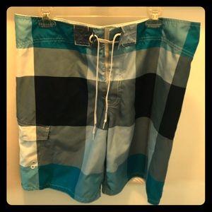 Lot of 3 Swimming Board Shorts